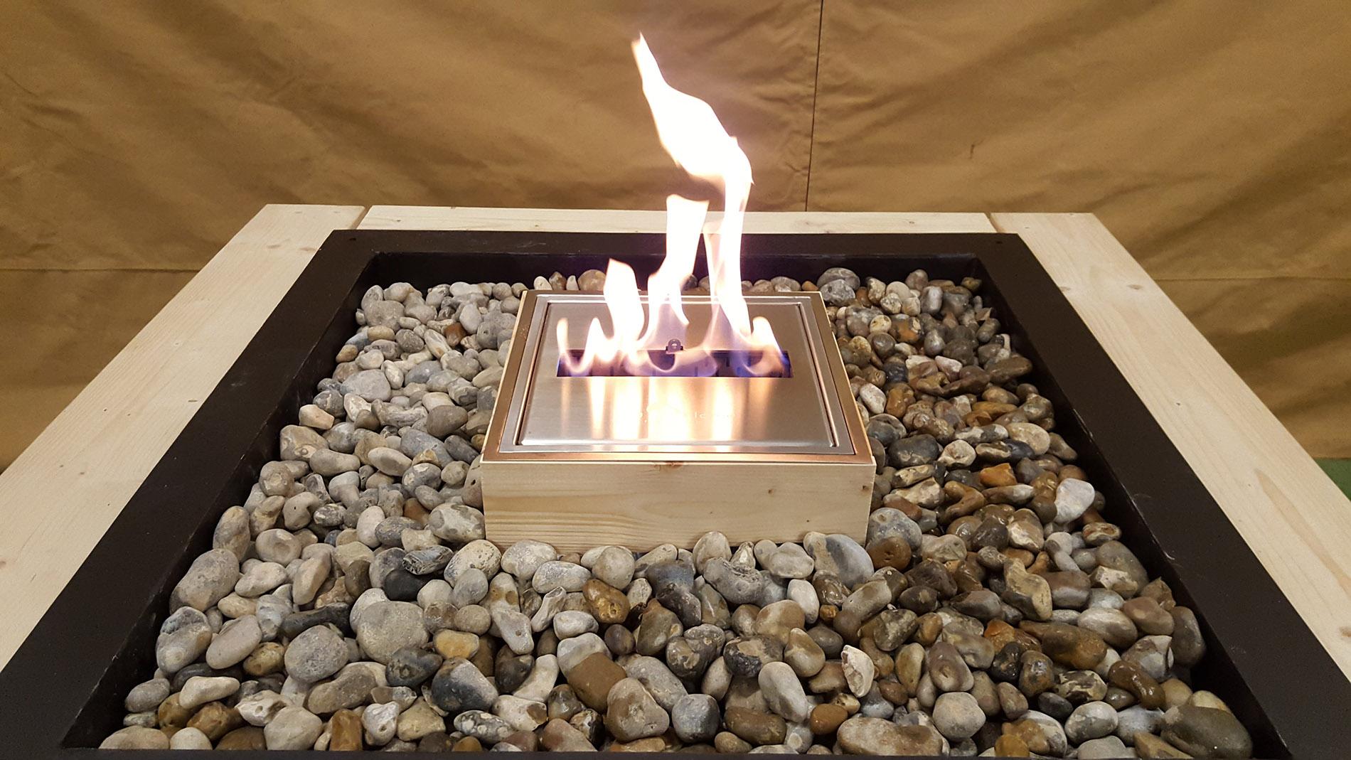 Logs & Bio-Ethanol Burners