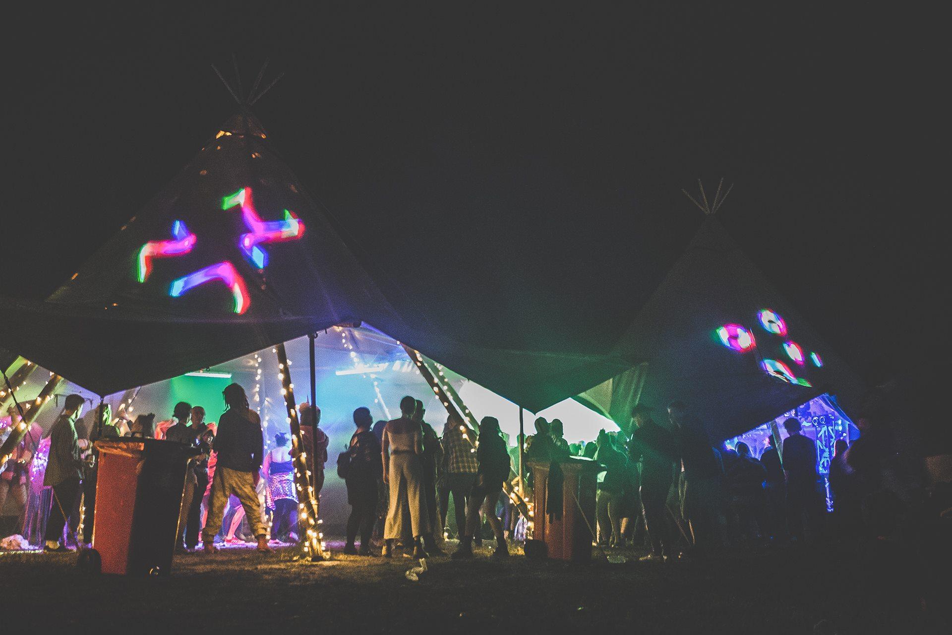 Festival Marquee Hire Provider