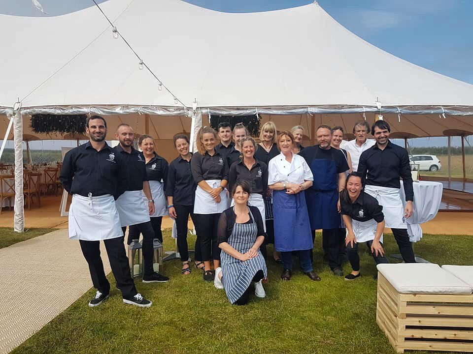 Event and Wedding Catering Cornwall
