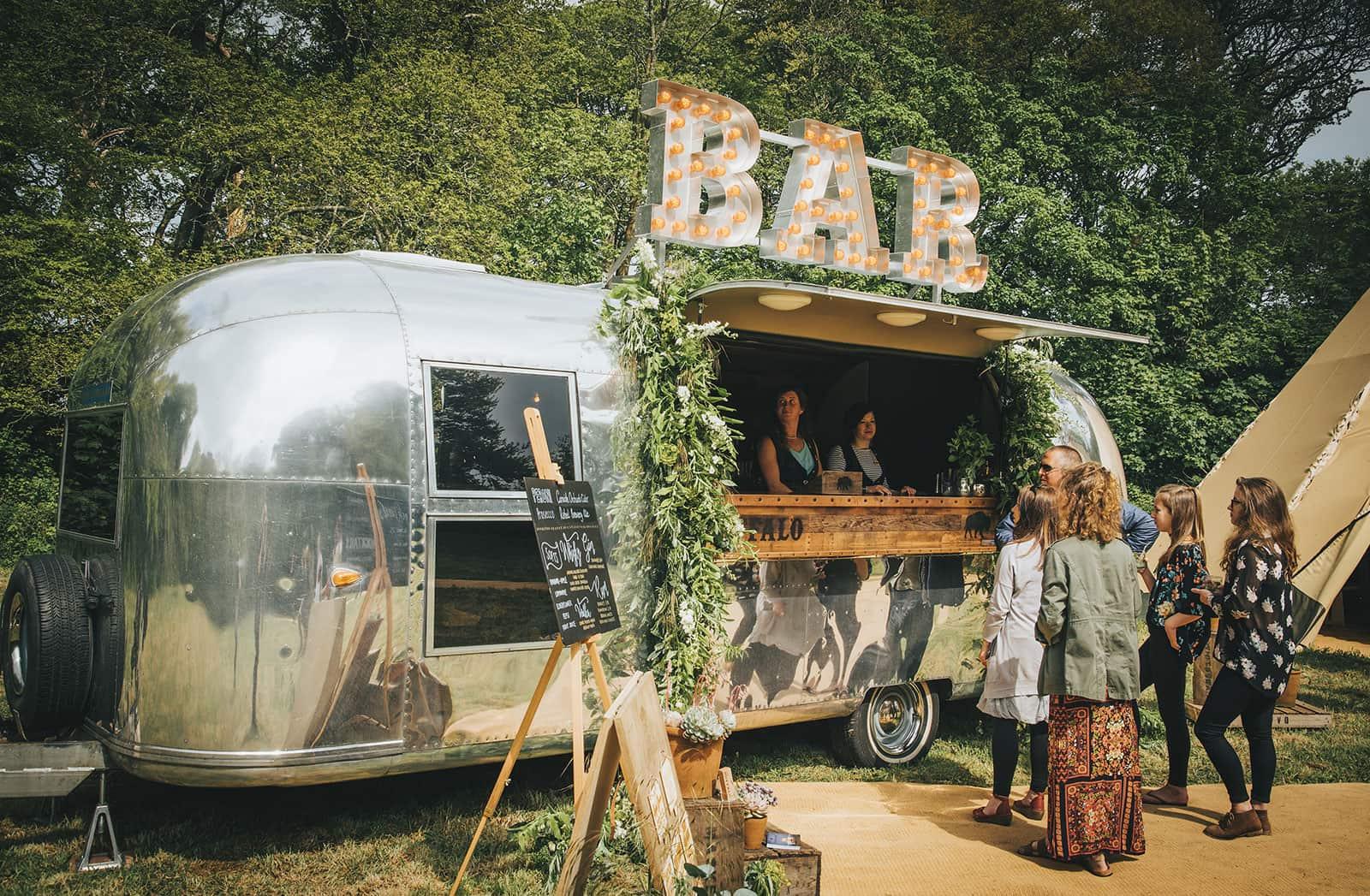 Mobile Bar Hire Cornwall
