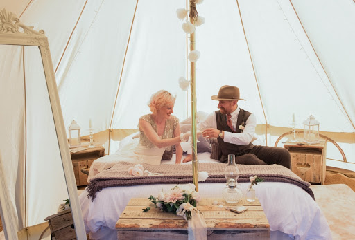 Glamping and Bell Tent Hire Cornwall